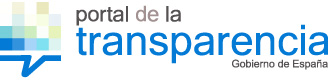 Transparency portal. Spanish goverment