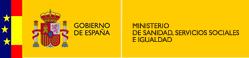 Logotipo del Ministerio de Sanidad, Servicios Sociales e Igualdad. Acceso a la página principal del MSSSI