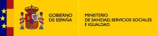 Ministerio de Sanidad, Servicios Sociales e Igualdad. Acceso a la página principal del MSSSI