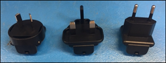 adaptadores de corriente A/C
