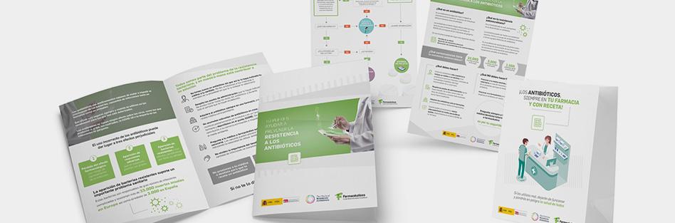 Aemps Y Cgcof Promueven El Uso Responsable De Los Antibióticos Con Una Nueva Campaña En Farmacias Agencia Española De Medicamentos Y Productos Sanitarios